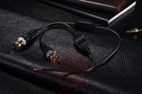Compra Utp pasivo balun bnc-1 canal pasivo impermeable PRO BNC Balun video transmisor receptor para la cámara del CCTV UTP de par trenzado con la bolsa de plástico del paquete