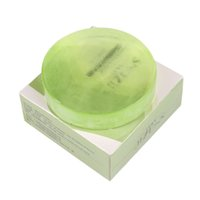 Wholesale Natural active enzyme crystal skin whitening soap body skin whitening soap for private parts fade areola Drop Shipping