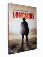 Wholesale Longmire The Season Disc Set US Version DVd New from i power hot new arrive factory price