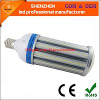 bay health - Real No Flicker Health LED Corn lamp E27 Led high bay light E40 V V LEDs bulb SAMRT IC Driver Power light