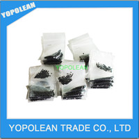 Wholesale For MacBook Pro keyboard Screw Set Replacement Fit Model A1278 A1286 A1297 A1398 A1502 Keyboard Screws