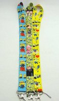 Wholesale Hot Sale Color Chorda New Despicable Me Cell Phone Lanyard ID Neck Strap Charms