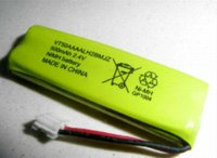 battery for vtech cordless phone - Cordless Telephone Battery for AT amp T VTECH V mAh AAA BT18443 BT28443 XLNT cordless phone rechargeable batteries