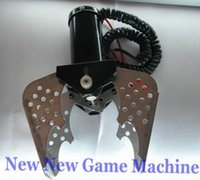 arcade crane games - High Quality Amusement Games Machines Accessory Arcade Parts Cranes Claws Catcher Grabber For Catching Candy