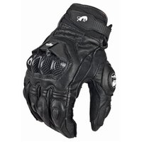 atv gloves - Hot selling Cool motorcycle gloves moto racing gloves knight leather ride bike driving BMX ATV MTB bicycle cycling Motorbike