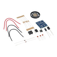Wholesale In stock Perfect Doorbell Electronic DIY Kit for Home Security V PCB x cm