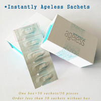 Wholesale 50 Sachets per Box JEUNESSE AGELESS Eye Cream Instantly Face Lift Anti Aging Skin Care Products Wrinkle TOP Quality