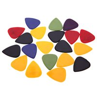 Wholesale 1 mm Guitar Picks Guitar Plectrum Alice AP P Smooth ABS Design set New Arrival Guitar Parts Accessories