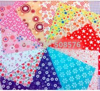 Wholesale 140pcs cheap floral pattern diy kids origami paper scrapbooking decoration background x14 mix patterns