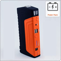 Wholesale Multi Functional Portable Power Bank mAh Capacity Air Compressor mergency Car Jump Starter
