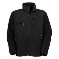 Wholesale Free Ship New Fashion Men s Denali Fleece Jacket Face Outdoor Sportswear Jacket Size S M L XL XXL Hot Selling
