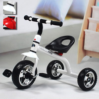 baby bicycle - Hot Sales New Baby Kids Bike Training Bicycle Trike Toddler Wheel Tricycle Ride On Toy Suitable for Year Old JN0050 kevinstyle