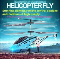 Wholesale E2305 new remote control toys helicopter model aircraft children s toys LED lighting control V lithium battery MAH body