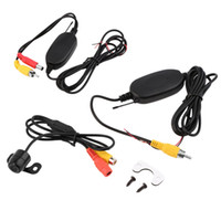 Wholesale Wireless Transmitter Receiver Degree Wide Angle Car Reverse Rearview Camera