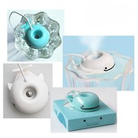 air post office - Creative MINI Whale humidifier USB Air humidifier Ultrasonic Nebulize Mute For Home Office Computer PC Use humidifier