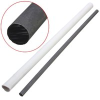 Wholesale Graphite crucible stirring rod x300mmPC tube packagingCarbon rod Graphite electrode High temperature graphite