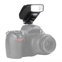 Wholesale New Viltrox JY II On camera Speedlight Flash For Nikon Canon DSLR Camera High Quality