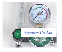 Wholesale Argon Table Argon Oxygen Regulator Propane CO2 flowmeter