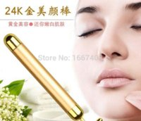 bar instruments - High quality product K gold plated beauty bar beauty instrument use for face lift face care and beauty bar lace