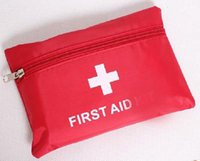 medical packaging - Small Medicine Package Emergency First Aid Kit Emergency Kit First Aid Kit Medical First Aid Kit Spot Piece Package New Arrival