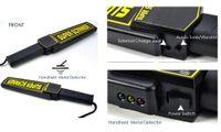 airport security metal detectors - Portable Hand held Gold Metal Detector Security Instrument Airport Security Instrument Precious Metal Detector