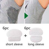 anti slide pad - 12PC Unisex Women Men Summer Disposable Underarm Armpit Sweat Pads Absorbing Anti Perspiration