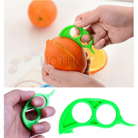 Wholesale Orange Peelers Zesters Opener Practical Lemon Fruit Slicer Fruit Stripper Opener Fruit Vegetable Cooking Tools