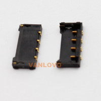 apple logic board replacement - 50x For iPhone G FPC Battery Connector Clip Logic Board Terminal Replacement