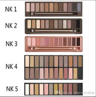 Wholesale 2016 new Makeup Eye Shadow NUDE color eyeshadow palette g High quality NUDE DHL