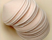 Wholesale In cushion pads with washing can be pregnant women stereo cotton spill proof nursing bra pads