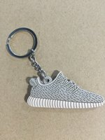 ball chian - 2016 factory outlet NEW fashion kanye west shoes key chian lover gift more colors cute keychian