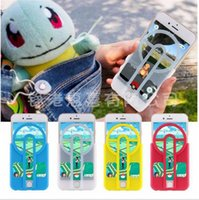 aiming games - Pokeball Aimer Sleeve case Poke GO ball Pikachu TO catch aim pocket monster for IOS Device Game Cover for iphone s plus poke mon