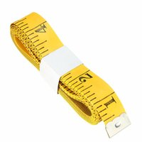 best brand measures - Brand New Inch Meter Mini Tailor Seamstress Cloth Ruler Tape Measure Flexible Sewing Cloth Tool Accessaries Best Price