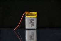 Wholesale 602030 V mah Lithium polymer Battery With Protection Board For MP3 MP4 MP5 GPS Glass Digital Product