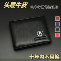acura tl wheels - Acura leather document bag document bag drive fit Acura rdx ilx mdx tlx zdx rlx rl tl Leather License Bag Car styling