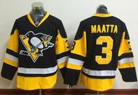 Wholesale Pittsburgh Penguins MAATTA Hockey Jersey Popular men FLEURY MURRAY Hockey Jerseys SHEARY LETANG LEMIEUX Hockey Jerseys
