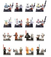 Wholesale Minifigures Star Wars Sith Minifigures Compatible Toy Puzzle Assembly Type Small Particles Blocks Assembled Doll Accessories