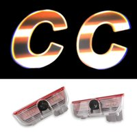 Wholesale Car Projection Logo Door Laser Shadow Welcome Projector LED Light For VW GOLF GOLF GOLF MK6 MK7 EOS