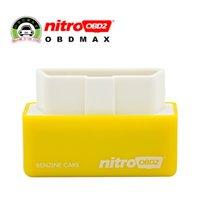 NitroOBD2 Centralina tuning per Benzine Auto NitroOBD2 sintonia del circuito integrato di sicurezza di trasporto del miglior prezzo Nitro OBD2