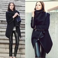 Cheap Long Wool Pea Coat Women | Free Shipping Long Wool Pea Coat ...