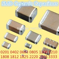Wholesale SMD Ceramic Capacitors MM MM UF V K X7R Integrated circuit New and original
