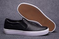 authentic footwear - TBL Famous Leisure Footwear Authentic Leather Boys Slip On Lazy Shoes Fashion and Comfort Mens Loafers