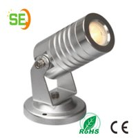 Wholesale 2016 hot salesLED Outdoor light W led outdoor light vdc RGB IN1 led garden light IP65 with spike and socket alumiuium housing