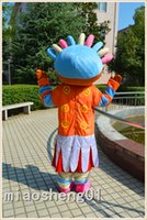 baby making music - Garden baby girl mascot costume adult costume Halloween costume Christmas party cartoon adult size garment factory direct private custom