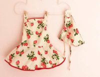 baby scarf length - hot sale ins summer autumn infant girls baby strawberry slip dresses romper pant infant print flower scarf free ups dhl ship