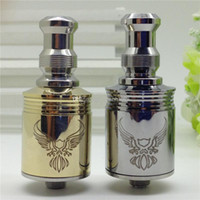 air patriots - e cig atomizer patriot Single air hole located on top cap Double o ring seals on base Dripping Atomizer