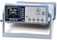 basic memory - GW INSTEK LCR meter LCR Series Hz kHz Basic Accuracy Sets Memory Displays Condition