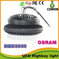 Wholesale LED High Bay Light w W Floodlight Warehouse Gas Station Bay Lighting New Canopy LED Lights Meanwell Driver Years Warranty
