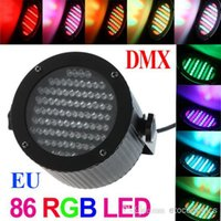 Wholesale Hight Quality DMX512 W Leds RGB Channel DMX Control Laser Projector Stage Light Party Disco DJ Stage Lighting V
