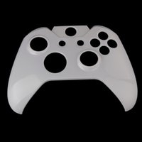 Wholesale Beautiful Gift Brand New White Joypad Gamepad Replacement Controller Shell For XBOX One Case Dec16